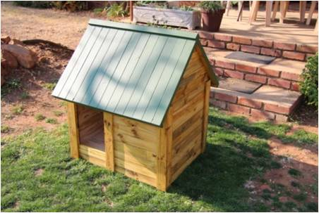 Wooden Dog Kennels Houses For Sale Pretoria 1